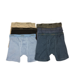 BOYS BOXER BRIEFS COLOR  BY DOZEN SIZE S-XL